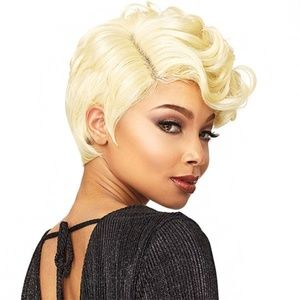 Very Pretty Lace Parting Wig